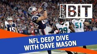 NFL Deep Dive With BetOnline's Dave Mason   Sports BIT   Football Picks