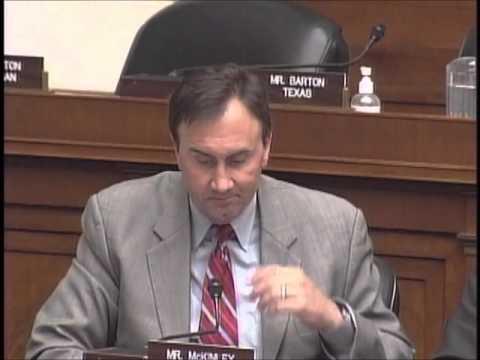Olson Questions US Secretary of Energy Moniz on DOE 2015 Budget Priorities