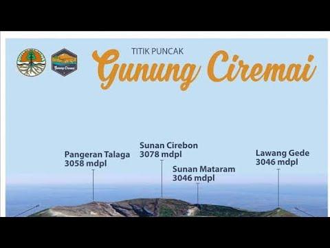 Pendakian Gunung Ciremai via Apuy 4 Februari 2017 , SAPALA DT Arjawinangun Cirebon