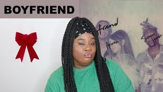 Ariana Grande & Social House - Boyfriend |REACTION|