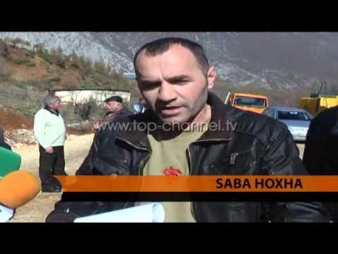 Bulqizë, protestë për ujin e vaditjes - Top Channel Albania - News - Lajme