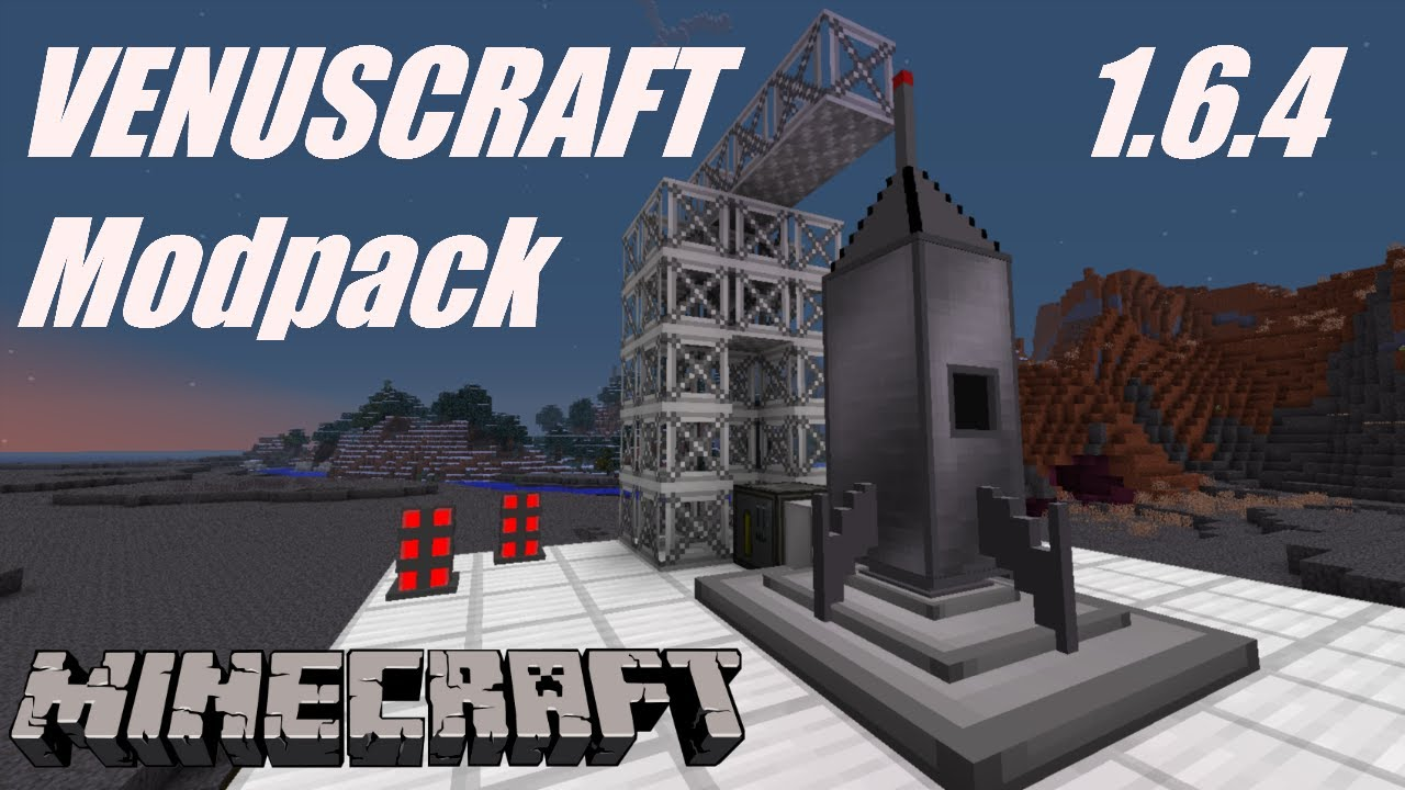 Steam Community :: Video :: 1 6 4 Galacticraft Modpack With Bobson