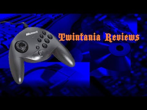 Microsoft Sidewinder Gamepad Review