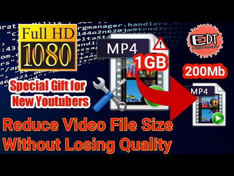 Best Video Convertor for pc | Best video compressor for YouTube video
