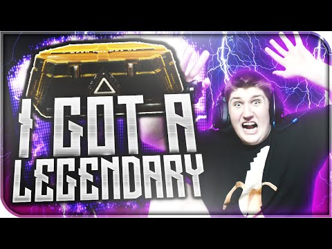 I GOT A LEGENDARY!! - 280 Advanced Supply Opening (Biggest Supply Drop Opening EVER) poster