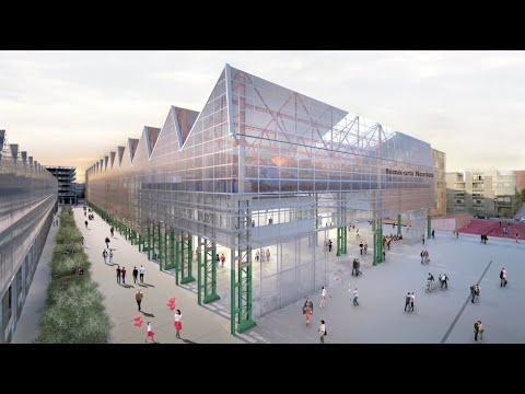 Les travaux des halles Alstom sont lancés