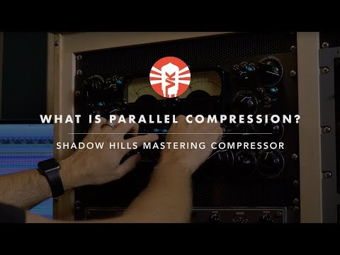 What Is Parallel Compression And How To Use It - Vintage
