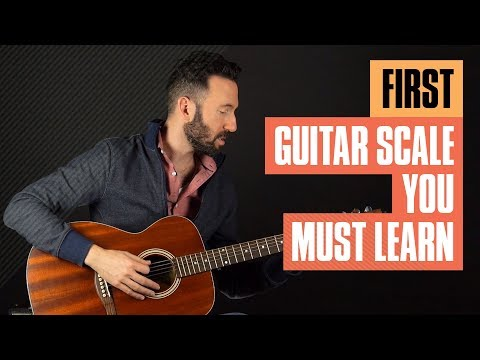 First Scale You Should Learn on Guitar | Guitar Tricks