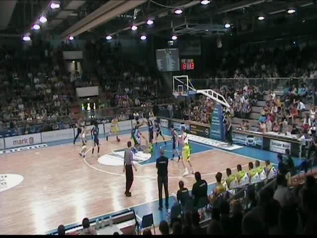 NBBL Halbfinale 2012: Eisbären Bremerhaven vs. Phoenix Hagen