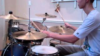 Break Every Chain - Jesus Culture (Drum Cover) [HD]