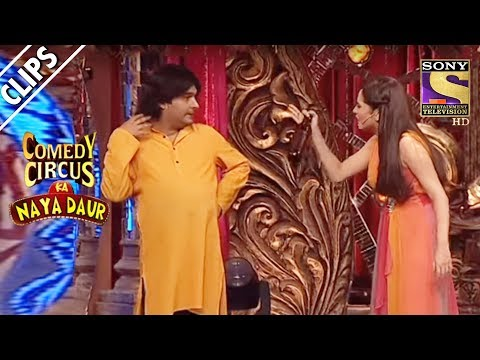 Kapil Has A Good News For Ankita  Comedy Circus Ka Naya Daur