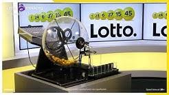 Lotto trekkingsuitslag 23 november 2019