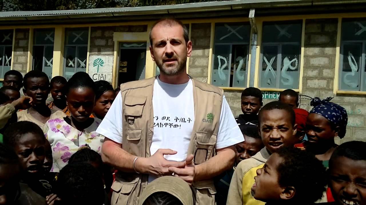 La scuola nella regione del Gamo Gofa - Etiopia