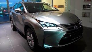Lexus NX уже у дилеров - LIVE обзор Александра Михельсона