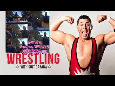 Bourne, Spanky, ODB +More... Art of Wrestling Ep 254 w/ Colt Cabana