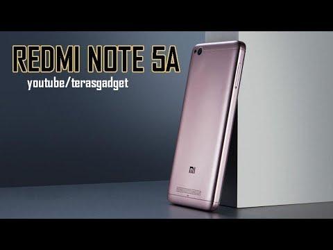 Xiaomi Redmi Note 5A Indonesia - Spesifikasi Dan Harga
