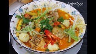Cách làm cà ri gà kiểu miềnTrung, thơm ngon mà ăn hoài không biết ngán || Natha Food