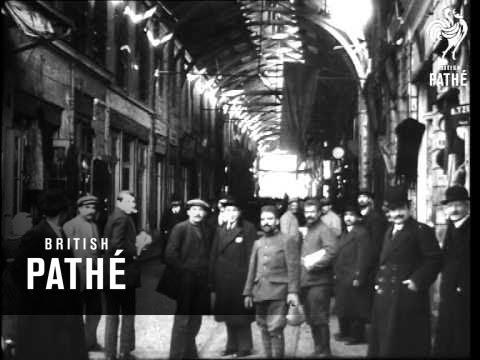 Salonika And Its Surroundings (1915-1917)