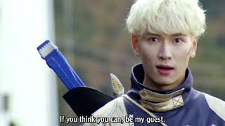 Download Video CrossGene Seyoung as Juhyuk / Brave Gold Dino MP3 3GP MP4