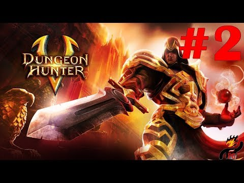 Dungeon Hunter 5 – Action RPG Walkthrough Part 2 / Android Gameplay HD