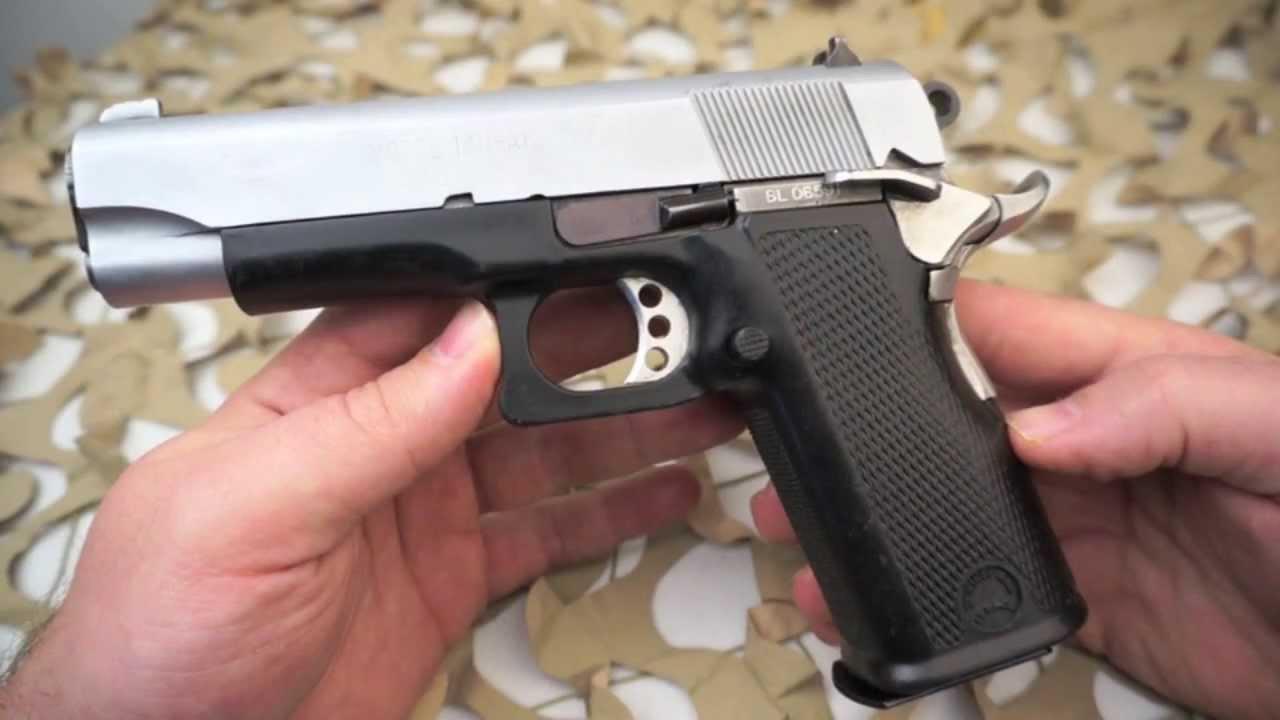 Bul Springfield Israeli 1911 9mm 18rd Pistol Review - Texas Gun Blog