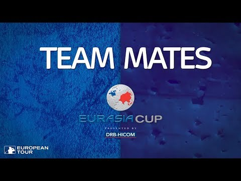 Team Europe answer some tricky questions | Team Mates | 2018 EurAsia Cup
