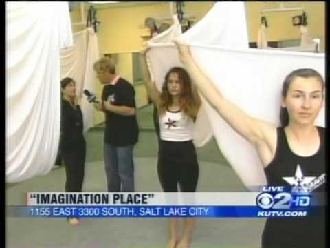 Antigravity® Yoga in Salt Lake City KUTV