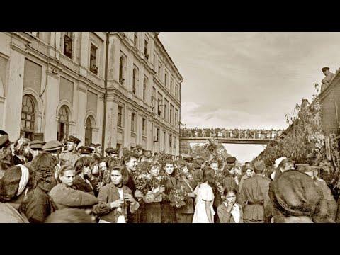 Куйбышев в годы войны