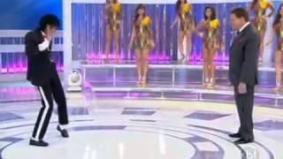 Lukkaz Jackson - Programa Silvio Santos