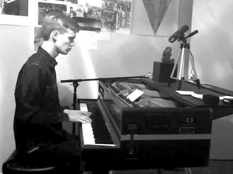 Bon Iver - Beach Baby (Solo Piano Cover)