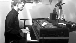 Bon Iver Beach Baby Solo Piano Cover