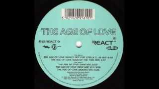 The Age Of Love   The Age Of Love Sign Of The Time Mix