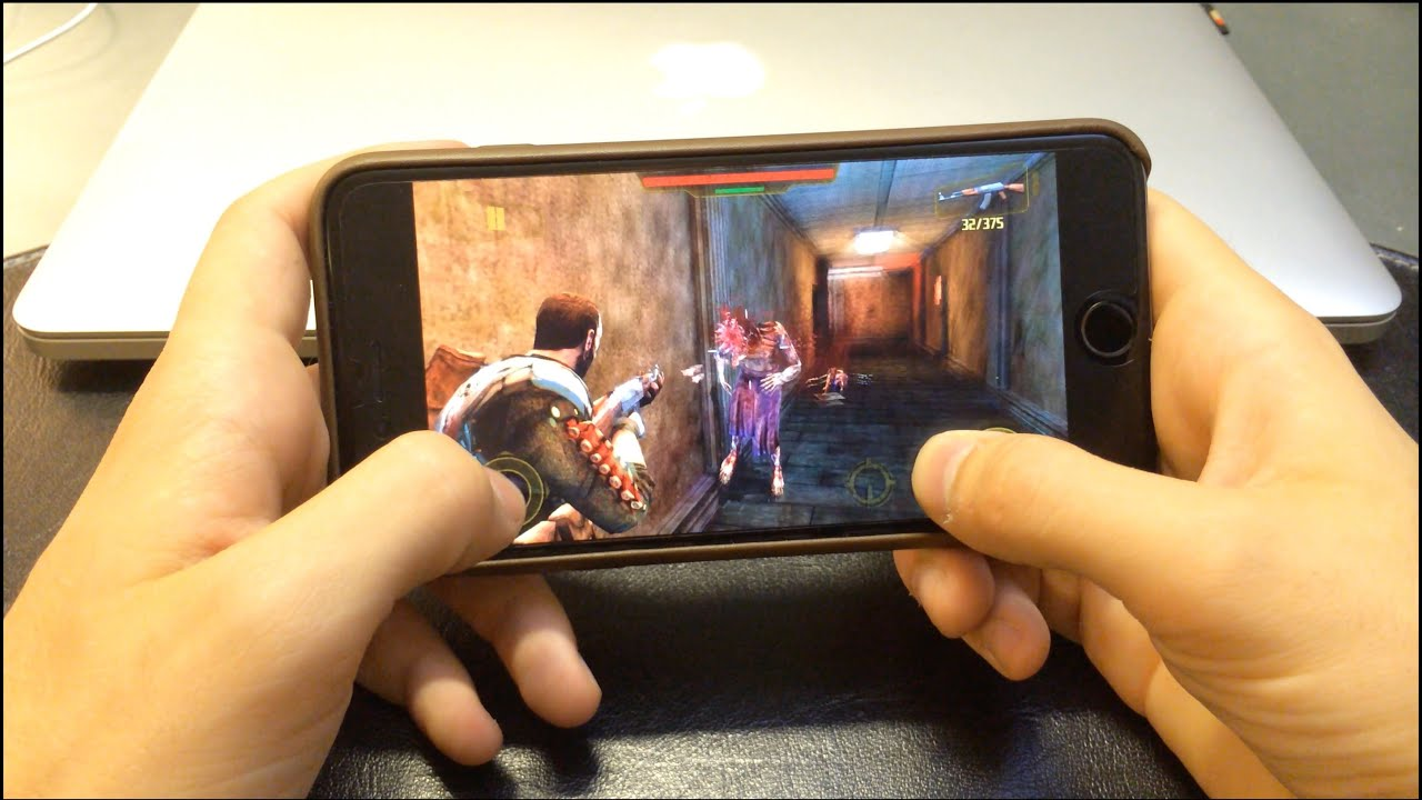 5 Must Download Games for iPhone 6 6   4K    YouTube