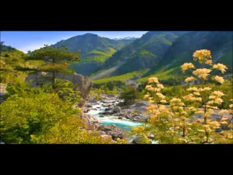 Albania Nature's Beauty  & Traditional Music [HD]