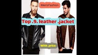 mens fashion.leather jacket.mens jackets - mens style | leather jackets