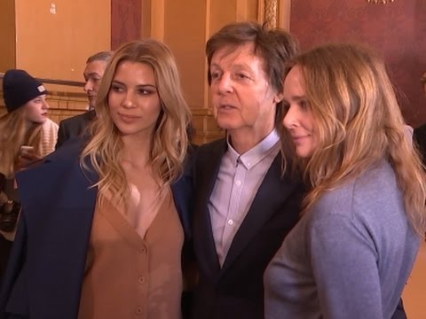 McCartney Proud of His 'baby' Stella