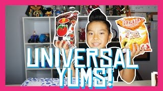 Universal yums! snacks - thailand | aidan prince