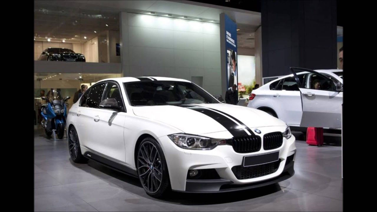 Bmw 3 Series F30 M Body Kit Youtube