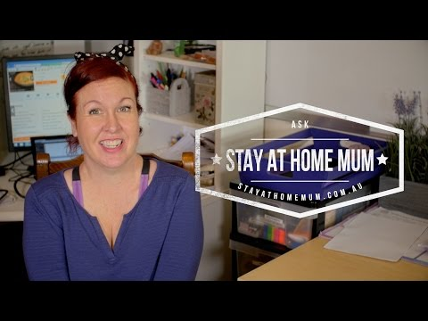 Ask Stay at Home Mum | Anonymous Forum