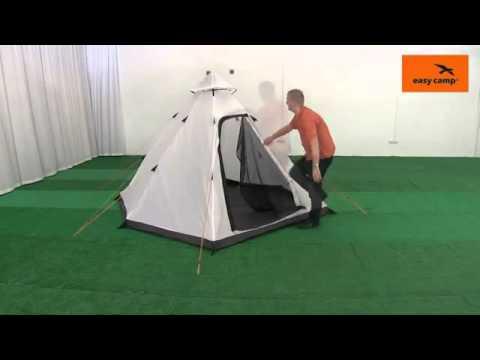 Easy C& Tipi Tent Pitching - C&ingWorld.co.uk. C&ing World UK & Easy Camp Tipi Tent Pitching - CampingWorld.co.uk