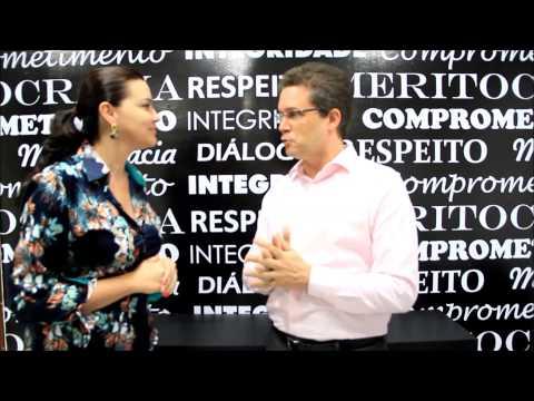 Prof.  Rivadávia fala sobre carreira de sucesso e legado