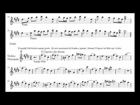 Vivaldi, AL 16781741 Spring Four Seasons