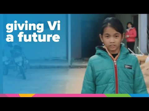 Giving Vi A Future | Vietnam | Orphan's Promise
