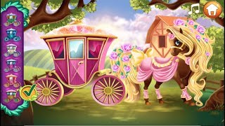 My Magic Horse Farm: Salon Spa   Develops creative skills