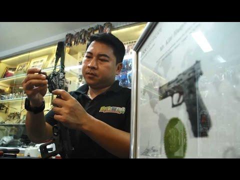 กระบี่มือหนึ่ง : เซียนประกอบปืน (22 ธ.ค 57)