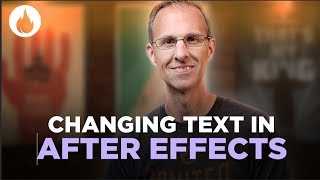 After Effects Text Animation Made Easy thumbnail