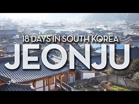 Korea Trip | A Weekend in Jeonju