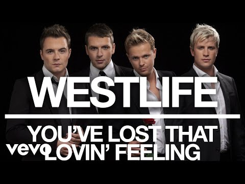Westlife - You've Lost That Lovin' Feeling (Official Audio)
