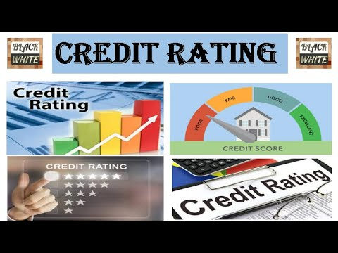 Credit Rating | Meaning | Importance | How Credit Rating work | Rating Agency in India |