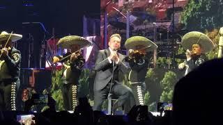 """Luis Miguel """"NO DISCUTAMOS"""" En concierto"""